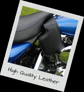 High quality leather